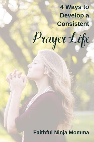 How to Develop a Successful Prayer Life